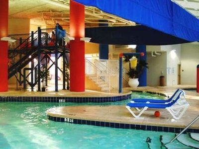 Indoor Waterpark - Lazy River