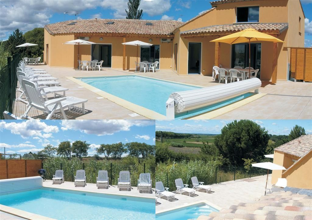 Quiet Charming Villa With A Big Terrace And Swimming