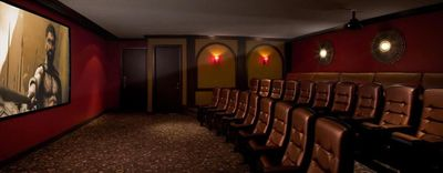 Diamond Beach Cinema - Reserve and show your own movies or choose from theirs!