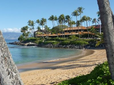 Gorgeous Napili Bay, just a 7 min walk, is a favorite with our guests.