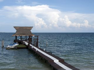 Cancun house photo - .Dock view from the house