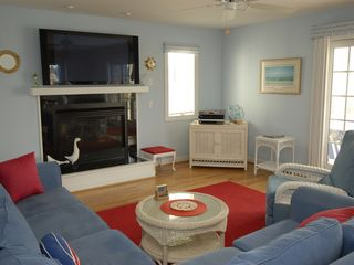 Bethany Beach house photo - 2nd floor Great Room Sitting/TV Area