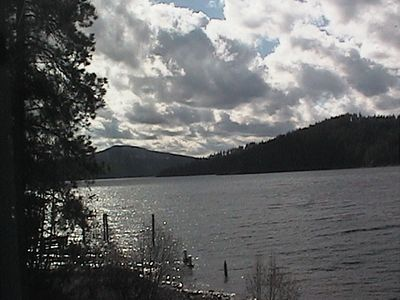 Lake view south