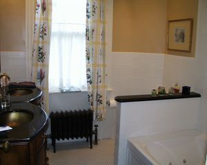 Boston villa photo - Double vanities, jacuzzi tub, rainfall shower