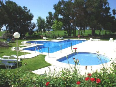 Islantilla: apartments / flats - 3 rooms - 4/6 persons