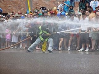 Ouray house photo - 4th of July Water Fights - Events all weekend! Big time in the town of Ouray