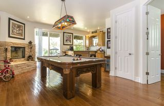 Castaic house photo - Billiard And Table Room
