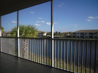 Fort Myers condo photo - View from Lanai
