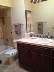 Tucson townhome photo - guest bathroom