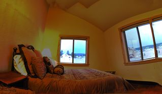 Pagosa Springs house photo - Casita Queen Bedroom South Level 2