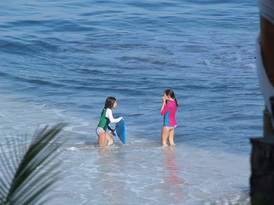 Playas Gemelas condo rental - Swim or body surf on a safe beach