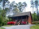 Front of cabin - Pigeon Forge cabin vacation rental photo