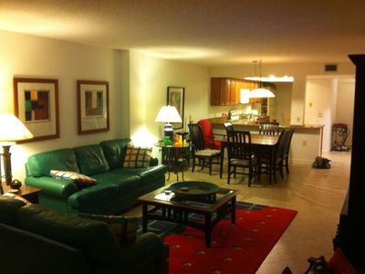 Siesta Key condo rental - PICTURE FROM LANAI AREA