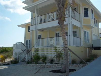 Elbow Cay and Hope Town house rental - May 2011 With New Landscaping
