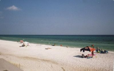 Private Beach Access to the Gulf of Mexico's soft, sandy, beautiful beaches