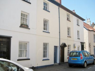 Georgian Townhouse in Monmouth, beautifully renovated, short walk to town centre