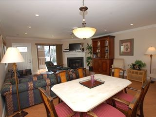 Wrightsville Beach condo photo - Open Living Area for Family-Fun