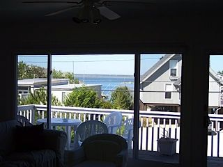 Harvey Cedars condo photo - Overlooking Barnegat Bay