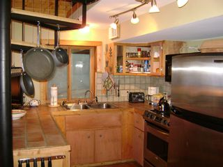 Crested Butte cottage photo - Kitchen