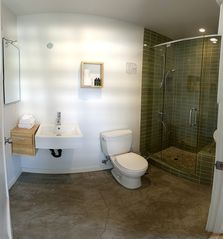 Venice Beach townhome photo - Bathroom #1 with shower