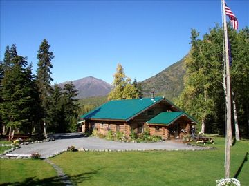 Cooper Landing lodge rental - The Main Lodge