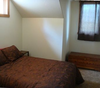 Upstairs Bedroom #2: The Telluride Room