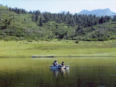 Pagosa Springs house rental - Endaba Lake