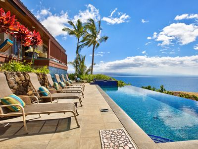 Spectacular Ocean Views, Luxury Resort-style Home, Waterfront Privacy