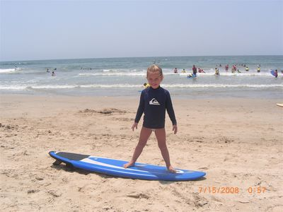 Huntington Beach cottage rental - Surfs Up.... Come Rent a Surfboard and Enjoy the Ride!