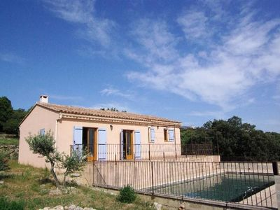 House, 90 square meters, with pool