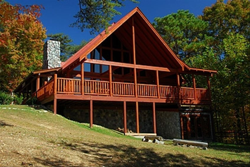 Campfire Lodge Privacy Pigeon Forge VRBO – Pigeon Forge Tourist Map