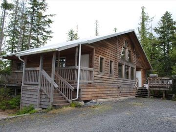 Prince of Wales Island house rental - Red Dawg Retreat