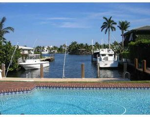 Delray Beach house photo - Backyard View of Intracoastal