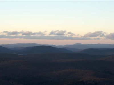 Taken from the top of Spruce Knob.