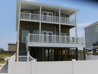 50% off our Daily Rate Pensacola Beach Pool Home.  Winter Special through Feb.