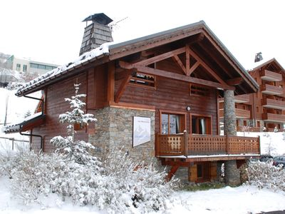 Preyerand chalet rental - Chalet in Winter