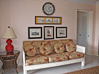 Grand Cayman condo photo - Living room has lots of comfortable seating