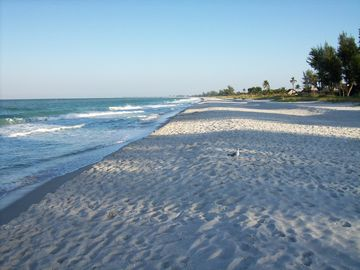 Captiva Island beach just 60 steps from Cottage