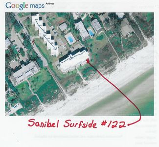 You could be here! One of the closest Sanibel condos to the Gulf!