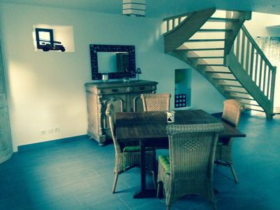 Pretty renovated house in fully enclosed property