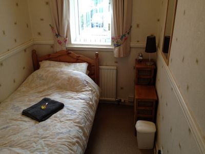 Single room near Glasgow Airport