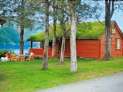 Vacation home in Haukedalen, Western Norway - 6 persons, 2 bedrooms
