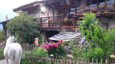 chalet of charm- 8 rooms (6 bedrooms)- 12/14 personsHigh standard property