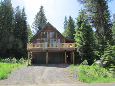 Mountain Chalet located in Spring Mountain Ranch!