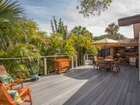 One-of-a-Kind Private, Secluded & Luxurious Tropical Paradise w/TIKI Bar
