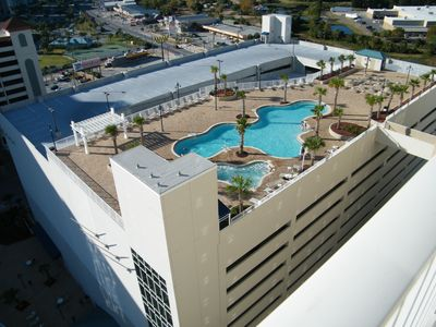 10th Floor Pools