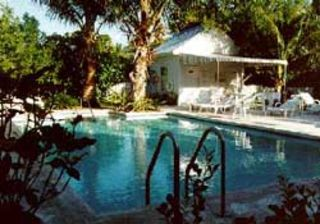 Key West condo photo - The shared pool.