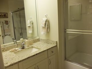 Vanderbilt Beach condo photo - Full Bathroom With tub/Shower