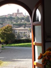 Siena chateau / country house photo - Outside