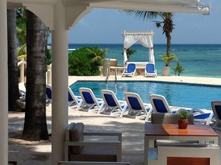 Playa del Carmen villa photo - Beach Club
